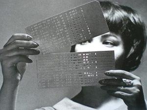Datovací pásky 80. let