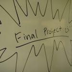 Kurz byl zakončen finálními projekty