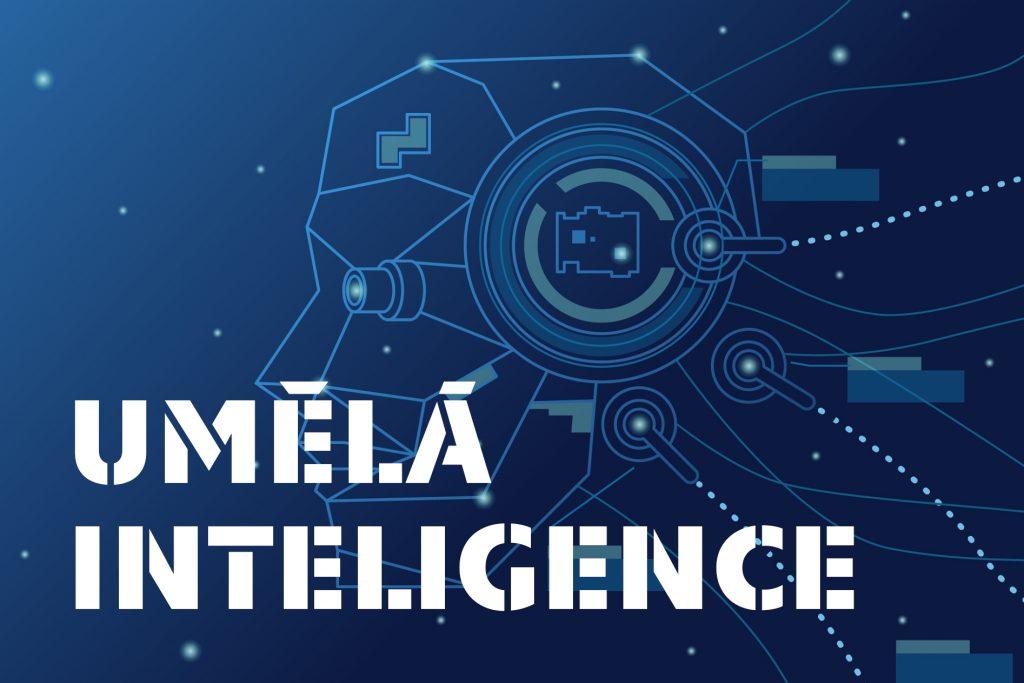 logo umělá inteligence