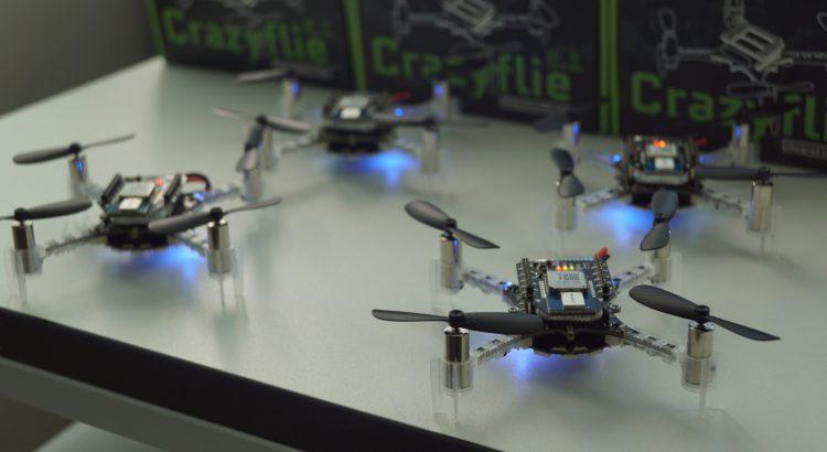 Drony Crazyflie